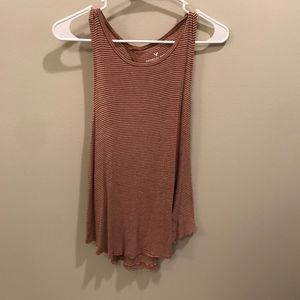 American Eagle tank (cut out back)